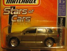 MATCHBOX STARS OF CARS PORSCHE CAYENNE - Matchbox