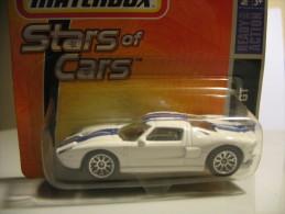 MATCHBOX STARS OF CARS FORD GT - Matchbox