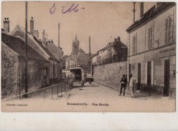 Goussainville  Rue Brulée - Autres Communes