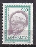 PGL AR0163 - SAN MARINO SAINT MARIN SASSONE N°1105 ** - San Marino
