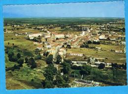 CPSM - Ghisonnaccia- Vue D'ensemble De La Ville- 20 Corse - France
