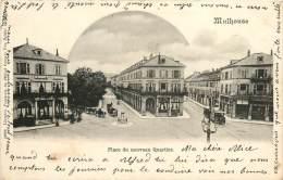 : Réf : G-13-2446 : Mulhouse Mülhausen - Mulhouse