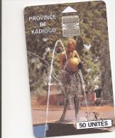 BURKINA FASO  PROVINCE DE KADIOGO 50u - Burkina Faso