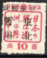 Mandchourie Postes Aériennes */** Non Repris Au Y&T - 1932-45 Mantsjoerije (Mantsjoekwo)