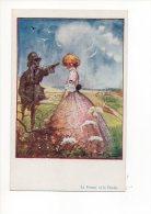 PAUL HAGEMANS ( La Femme Et Le Pantin) - Künstlerkarten