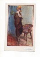 PAUL HAGEMANS ( La Belle Et La Bete ) - Künstlerkarten