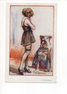 PAUL HAGEMANS ( La Garconne ) - Künstlerkarten