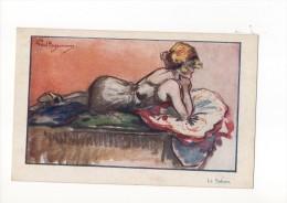 PAUL HAGEMANS ( Le Sphynx ) - Künstlerkarten