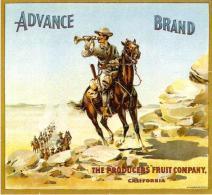 @@@ MAGNET - Riverside Advance Orange Citrus - Publicitaires