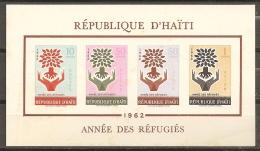 REFUGIADOS - HAITI 1962 - Yvert #H18A - MNH ** - Refugiados
