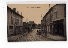 CIVRAY , RUE DU GRAND-PONT - Civray