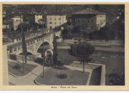 TN433.2 - TRENTINO - ARCO  - F.G. VIAGGIATA 1950 - Other Cities