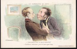 CPA - (Illustrateurs) Daumier Honoré - Les Humoristes De Jadis - Other Illustrators