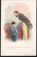 CPA - (Illustrateurs) Gavarni - Les Humoristes De Jadis - Other Illustrators