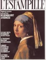 L´ESTAMPILLE N°190 -AGE OR PEINTURE HOLLANDAISE/NUCLEAIRE-BOI S ANCIENS/EAUX-FORTES REMBRANDT/TERRE LIGRON/BRONZE SIGNAT - Art