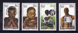 Bophuthatswana - 1981 - International Year Of Disabled Persons - MNH - Bophuthatswana