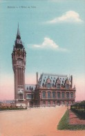 FRANCE - CALAIS - L'HOTEL DE VILLE - Calais