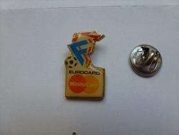 Football , FFF , Eurocard Mastercard - Football