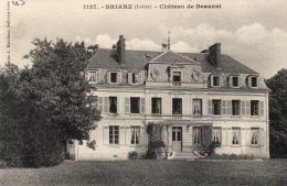 BRIARE   Château De Beauval - Briare