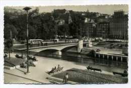BILBAO - Tram, Coche, Car, BUS  (2 Scans) - Vizcaya (Bilbao)