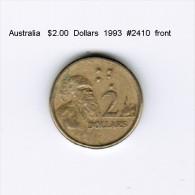 AUSTRALIA    $2.00  DOLLARS  1994 (KM # 101) - 2 Dollars