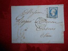 Lot Du 23-08-13_30_lettres Avec N°14  De Paris D; Verso A Voir - Postmark Collection (Covers)
