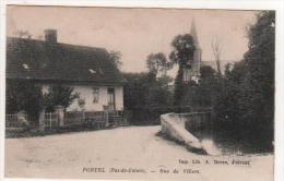 FORTEL  -  RUE DE VILLERS - France