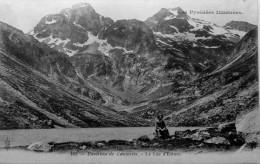 Environs De Cauterets : Le Lac D´Estom - France