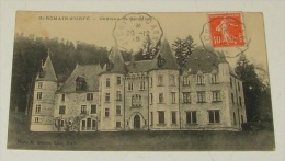 Saint-Romain D'Urfé - Château De Génétine - Otros Municipios