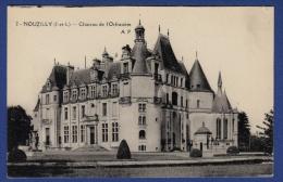 37 NOUZILLY Château De L´Orfrasière - Autres Communes