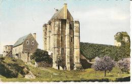SAINT SAUVEUR LE VICOMTE  Le Vieux Chateau - Saint Sauveur Le Vicomte