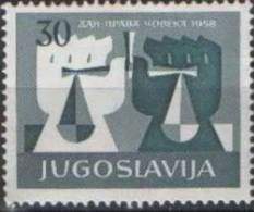 YUGOSLAVIA MICHEL 870 MNH - 1945-1992 Socialist Federal Republic Of Yugoslavia