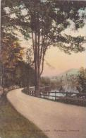 Vermont Plymouth Presidential Drive At Echo Lake Albertype - United States