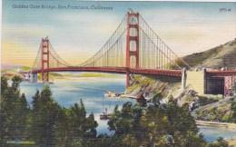 Golden Gate Bridge San FranciscoCalifornia - Bruggen