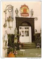 PLAQUETTE  Publicitaire  Carton  -    SAINT MALO  -  L´Hôtel France Et Chateaubriand - 3 Volets - Placas De Cartón