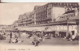 19te-Spiagge-Plages-Strände-Beaches-Cabourg-Calvados-France-Nuova-Nouveau-New - Cabourg