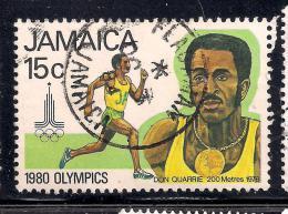 Jamaica 1980 SC# 489 - Jamaica (1962-...)