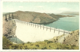 Great Elephant Butte Dam - New Mexico - United States