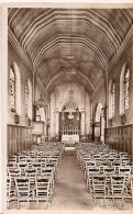 CPA-1955-75-CLICHY-EGLISE ST VINCENT PAUL-INTERIEUR-TBE - Eglises