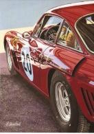 Reflections On A Ferrari 250GT  -  Art Card By Artist Richard Wheatland - Unclassified