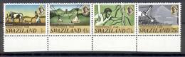 Swaziland 1968 - Michel 156 - 159 ** - Swaziland (1968-...)