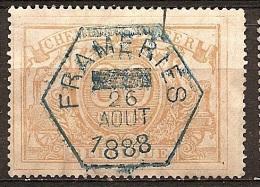 FEB-2415  FRAMERIES          /  GEBLOKKEERD  Uur    /         Dag         /       Maand              Ocb TR 12 - Railway