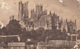 Ely Cathedral From S.E. - Churches & Cathedrals