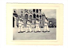 Photographie Originale: Monaco, La Releve De La Garde Au Palais Du Prince (13-2960) - Lieux