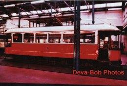 Tram Photo GLASGOW Corporation Tramways Bogie Single Deck Tramcar Car 1089 - Trains