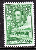 Bechuanaland Protectorate  124    * - Bechuanaland (...-1966)