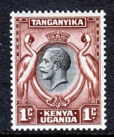 K.U.T. 46    * - Kenya, Uganda & Tanganyika