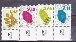 FRANCE1996 FEUILLES 236 A 239  MNH AVEC ITVF - 1989-....