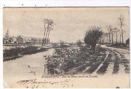 Nieuport-ville - Vue Du Vieux Canal De Furnes - Nieuwpoort