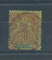 DAHOMEY   N° 10 Oblitéré T.B. - Dahomey (1899-1944)